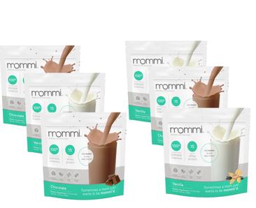Prenatal protein powder